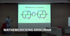 'Mathemusicking', Excerpt from Dr. Srikumar K.S's presentation